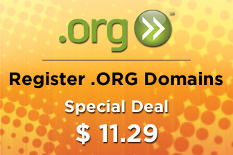 .org domain registration